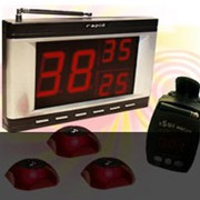 Система радиовызова официанта фото