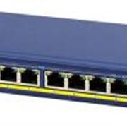 Коммутатор LS5208P-V2 8-port PoE Switch 10/100Mbps 250 метр фото
