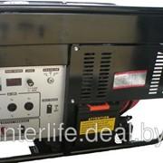 Бензогенератор DAJO DJ 1130, бензиновый однофазный генератор фото