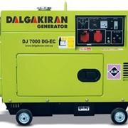 Дизельный генератор Dalgakiran DJ 4000 DG-E/EC/ECS* фото