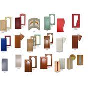 Фасады (дверки) мебели МДФ пленочный под заказ. Оптовая продажа фото