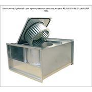 Вентилятор Systemair для прямоугольных каналов модель KE 50-25-4 RECTANGULAR FAN фото