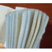 Полотно нетканое фильтровальное термообработанное 500 г/м2 арт. ФНМТ-500 ФТ-7 фото