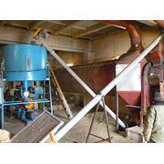 Пресс топливных брикетов. фото