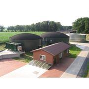 Биогазовые комплексы фото
