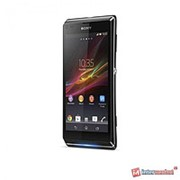 Смартфон Sony Xperia L, Black фото