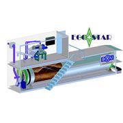 Система производства подстилки из навоза коров фото
