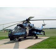 Вертолёт транспортно-боевой Ми-24 Р фото