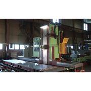 Станок специальный горизонтальный фрезерно-сверлильно-расточной модели МСП6403МФ4-06Н фото