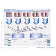 Автоматическая система управления приготовлением бетонных смесей АСУ ТП фото