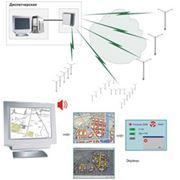 Автоматизированная система управления городским освещением освещением для промышленных предприятий фото