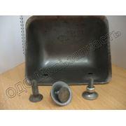 Ковш норийный УКЗ-10 УКЗ-20 УКЗ-50 УКЗ-100 УКЗ-175 цельнотянутый металлический фото