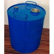 Бочка-барабан с пробками для топлива фото