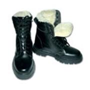 Ботинки с высокими берцами (зимние) фото