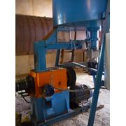 Оборудование для производства топливных брикетов.Линия брикетирования. фото