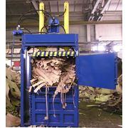Пресс гидравлический пакетировочный ПГП-24 фото