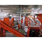 Фабрика по переработке шин фото