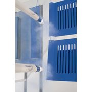 Электростатическая система Prodigy™ HDLV™(патент Nordson) - новое решение в порошковой окраске использующее новую схему подачи и распыления порошковой краски. HDLV - высокая плотность порошка при низком расходе воздуха Производитель - NORDSON фото