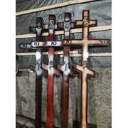 Кресты могильные, надгробные фото