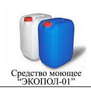 Средство моющее кислотное беспенное Экопол-01 фото