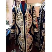 Чапан. Мужская Золотошвейная одежда. фото