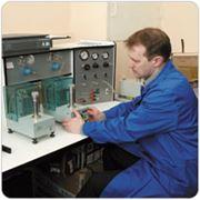 Оборудование для транспортировки химии и услуги по поверке эталонов давления фото