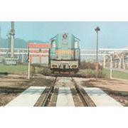Весы железнодорожные Scalex Trapper фото