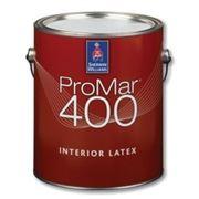 Латексная тиксотропная краска для стен и потолков ProMar 400 (ПроМар) 3,78л Sherwin-Williams фото