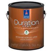 Воднодисперсионная латексная краска Duration Home 0,95л, мат, Sherwin-Williams фото