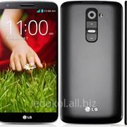 Сенсорный дисплей Touchscreen LG E610 / E612 Optimus L5, black big ic, 6mm/small ic, 5mm фото