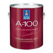 A-100® Exterior Acrylic Latex - Фасадная акриловая краска, компании Sherwin-Williams (США). Гарантия 15 лет! фото