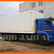 Камаз 65117 (двиг. Cummins 300 л/с) изотермический фургон фото