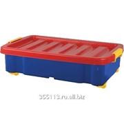 Ящик для игрушек 30 л. Jumbo 9934pt фото