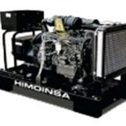 Дизельный генератор HIMOINSA фото