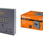 Цифровой вольтметр ЦП-В80 500В-1,0 (без поверки) TDM фото