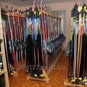 Прокат беговых лыж фото