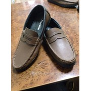 Кожаная обувь мужская фото