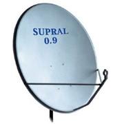 Спутниковая антенна Супрал СТВ-0,9 фото
