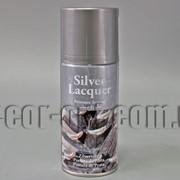 Краска-лак серебряная Deco spray 150ml 006339 фото