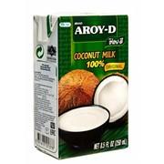 Кокосовое молоко 60% (жирность 17-19%), 0,25 фото