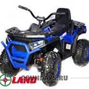 Детский квадроцикл на аккумуляторе XMX 607 синий фото