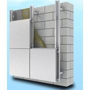 Система ФС 301, алюминиевые композитные панели фото