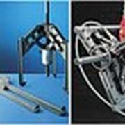 Тяжелый гидравлический съемник TMHP 30/170X SKF для наружного захвата фото