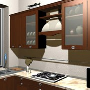 Интерьер кухни. фото