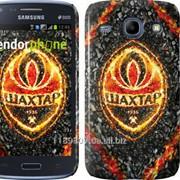 Чехол на Samsung Galaxy Core i8262 Шахтёр v4 1207c-88 фото