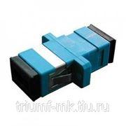 Адаптер розетка оптическая SC sm фото