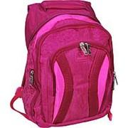 Рюкзак Bagland 'Драйв' 0018970 розовый фото