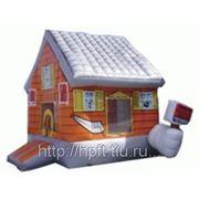 Батут-домик BJ-B02 фото