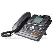D-link DPH-400SE/E/F2 Телефон VoiceIP 2x10/100BASE-TX PoE (арт. DPH-400SE/E/F2) фото