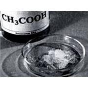 Уксусная кислота и эфиры уксусной кислоты (метилацетат, бутилацетат, винилацетат) фото